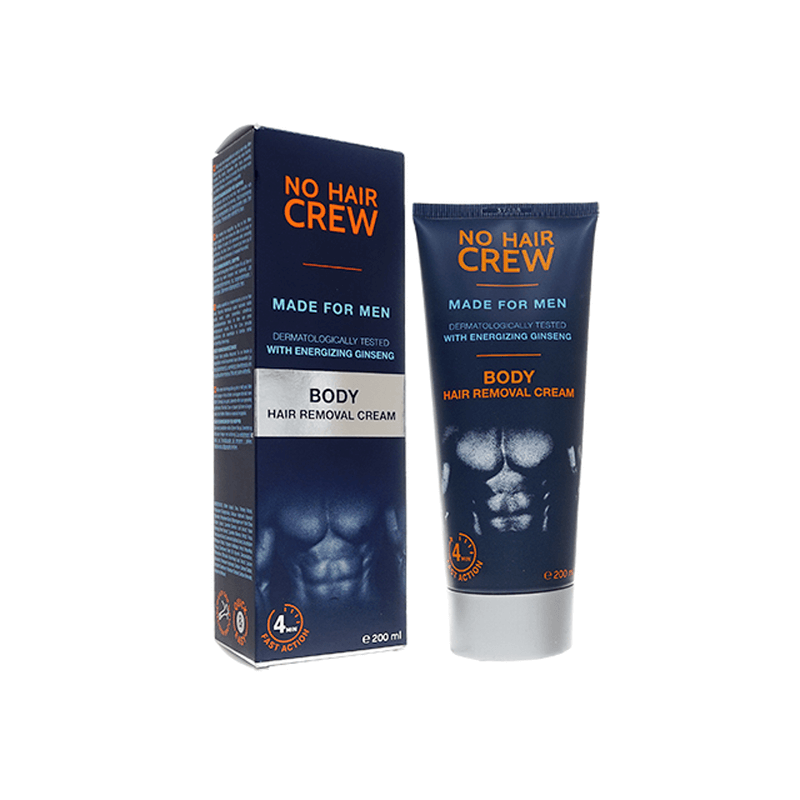 [NoHairCrew] ボディヘアリムーバルクリーム / [NoHairCrew] Body Hair Removal Cream