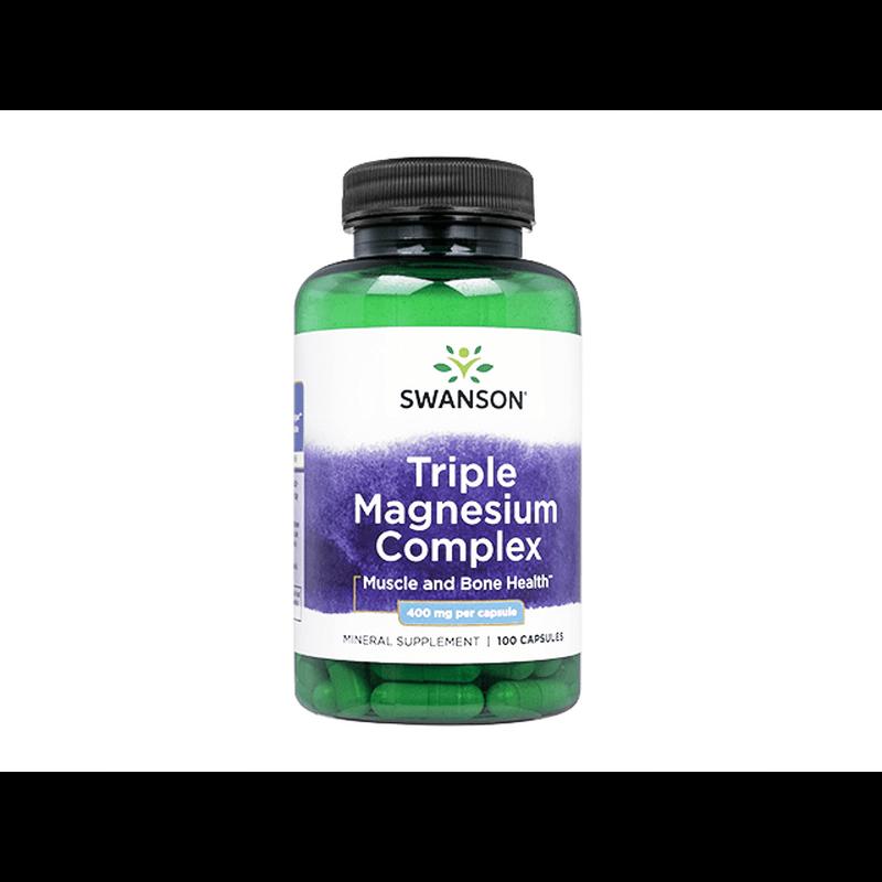 [Swanson] トリプルマグネシウムコンプレックス / [Swanson] Triple Magnesium Complex