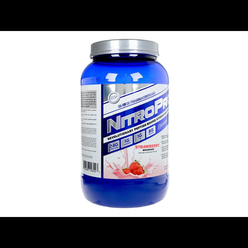 [HTP] ニトロプロ・ストロベリーミルクシェイク / [HTP] NitroPro Strawberry Milkshake