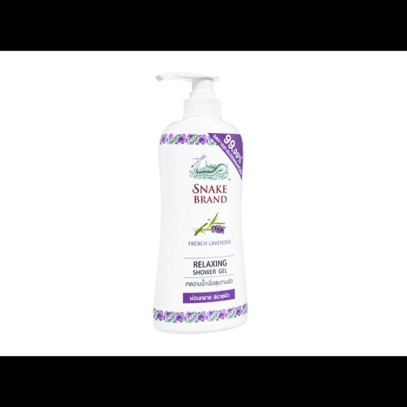 [SnakeBrand]プリックリーヒート・シャワージェル・リラクシング / [SnakeBrand] Prickly Heat Shower Gel Relaxing