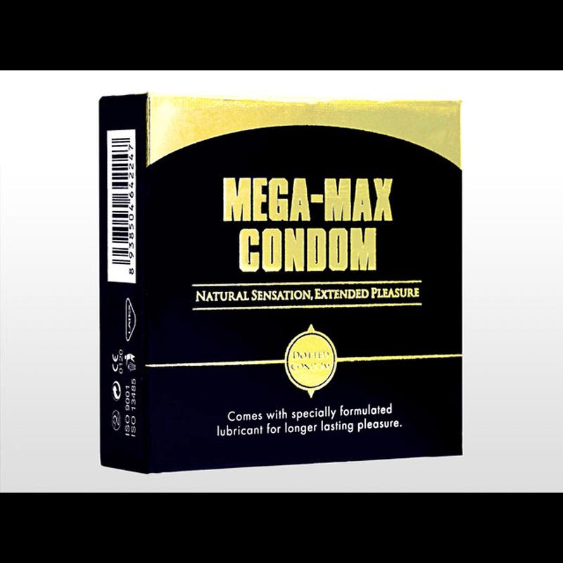 メガマックスコンドーム / Mega-Max Condom