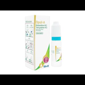 オプシルAステリルアイドロップ 10ml 1本 / Opsil-A Sterile Eye Drops 10ml 1 bottle