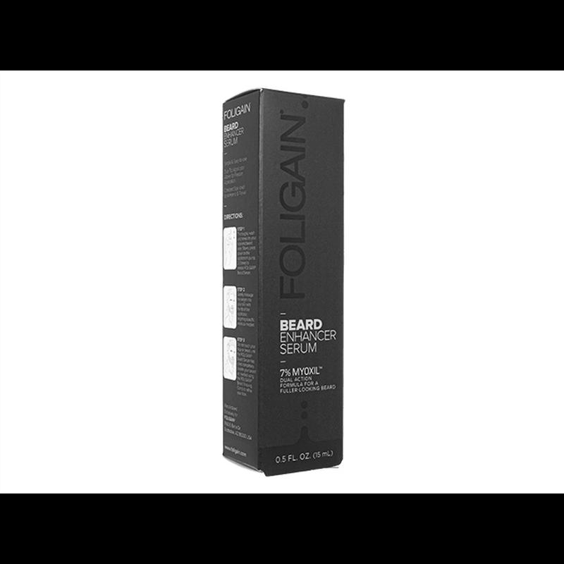 [Foligain] ビアードエンハンサーセラム 7%ミョクシル 15ml / [Foligain] Beard Enhancer Serum 7% Myoxil 15ml