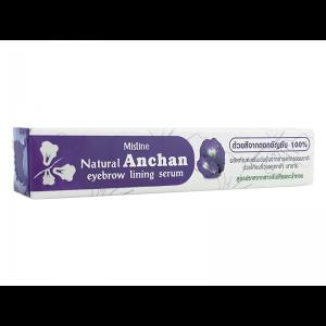 [Mistine] ナチュラルアンチャン・アイブローライニングセラム 1本 / [Mistine] Natural Anchan・Eyebrow Lining Serum 1 tube
