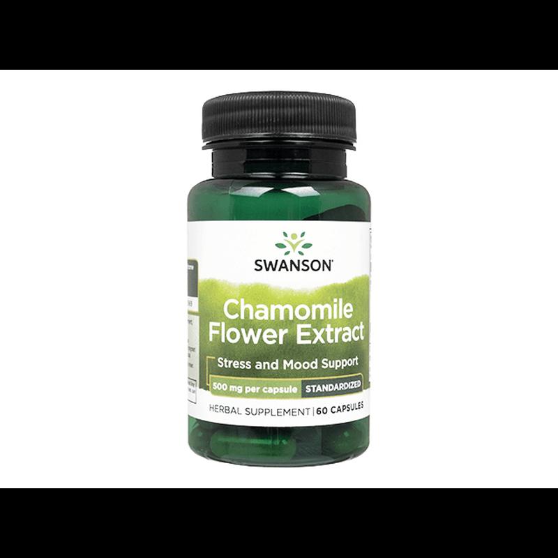 [Swanson] カモミールフラワーエクストラクト / [Swanson] Chamomile Flower Extract