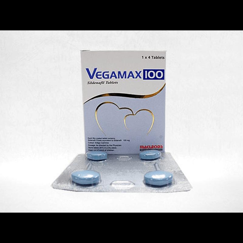 ベガマックス 100mg 5箱 / Vega Max 100mg 5 boxes