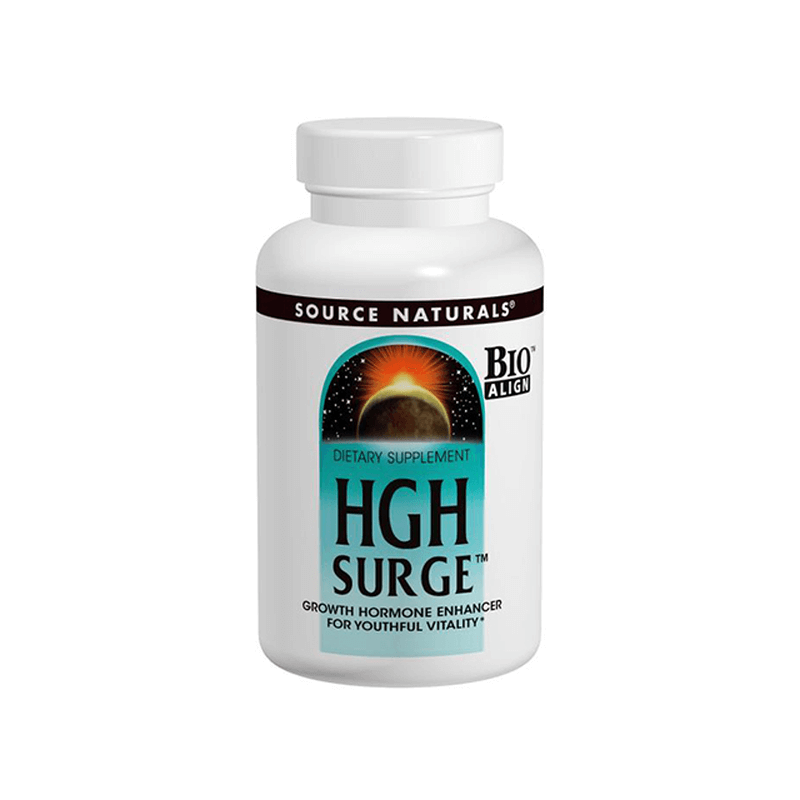[ソースナチュラルズ] HGHサージ 1本(150錠) / [Souerce Naturals] HGH SURGE 1 bottle(150 tablets)