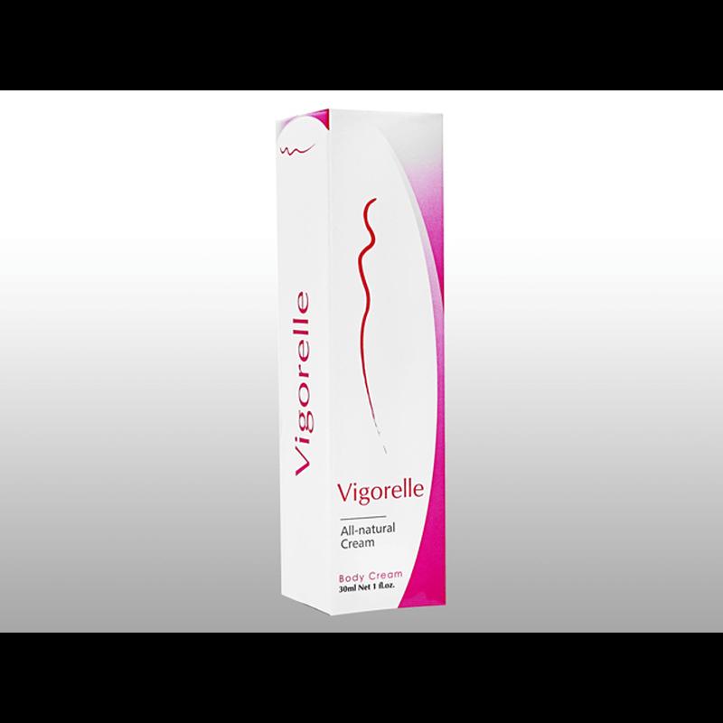 ビゴレルボディクリーム / Vigorelle All-Natural Cream