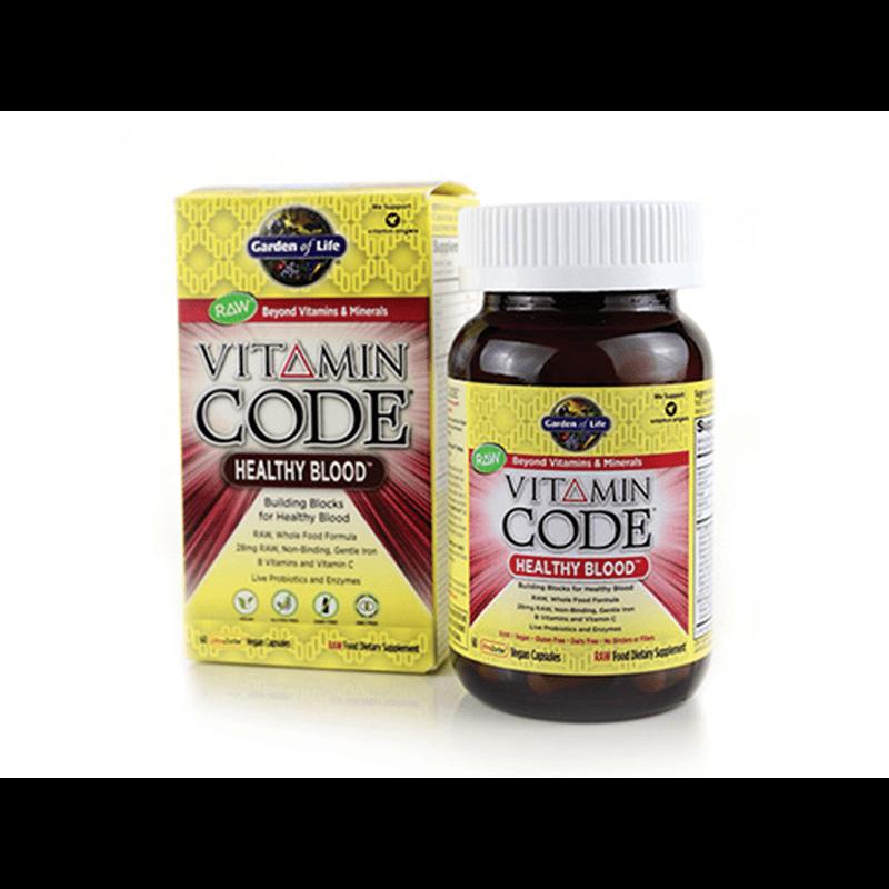 ビタミンコード・ヘルシーブラッド 3本 / Vitamin Code HEALTHY BLOOD 3 bottles