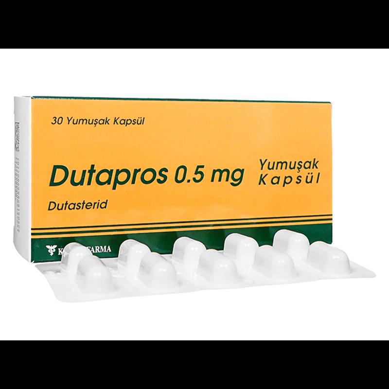 デュタプロス 0.5mg 3箱 / Dutapros 0.5mg 3 boxes