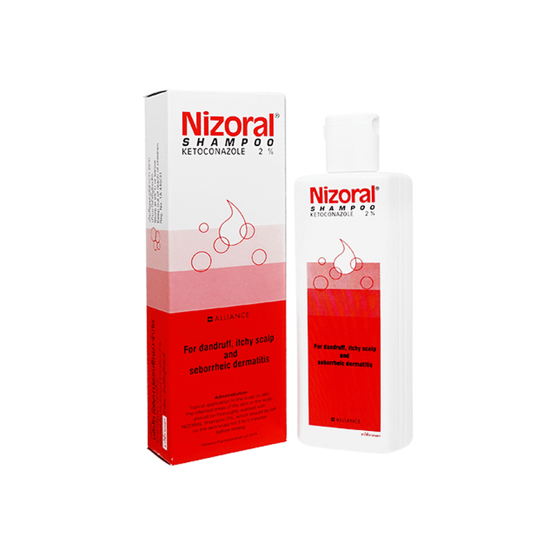 ニゾラルシャンプー 100ml 4本 / Nizoral Shampoo 100ml 4 bottles