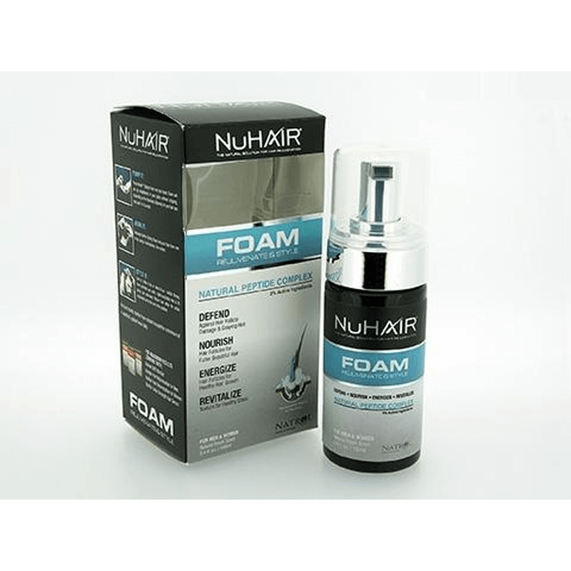 ニューヘアフォームリジュベネイトアンドスタイル 8本 / NuHair Form Rejuvenate and Style 8 bottles