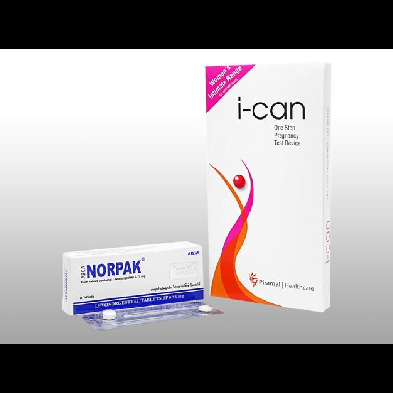 ノルパック1箱 + アイキャン1箱 / Norpak 1 box + i-can 1 box