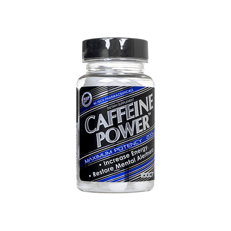 [HTP] カフェインパワー 200mg 3本 / [HTP] Caffeine Power 200mg 3 bottles
