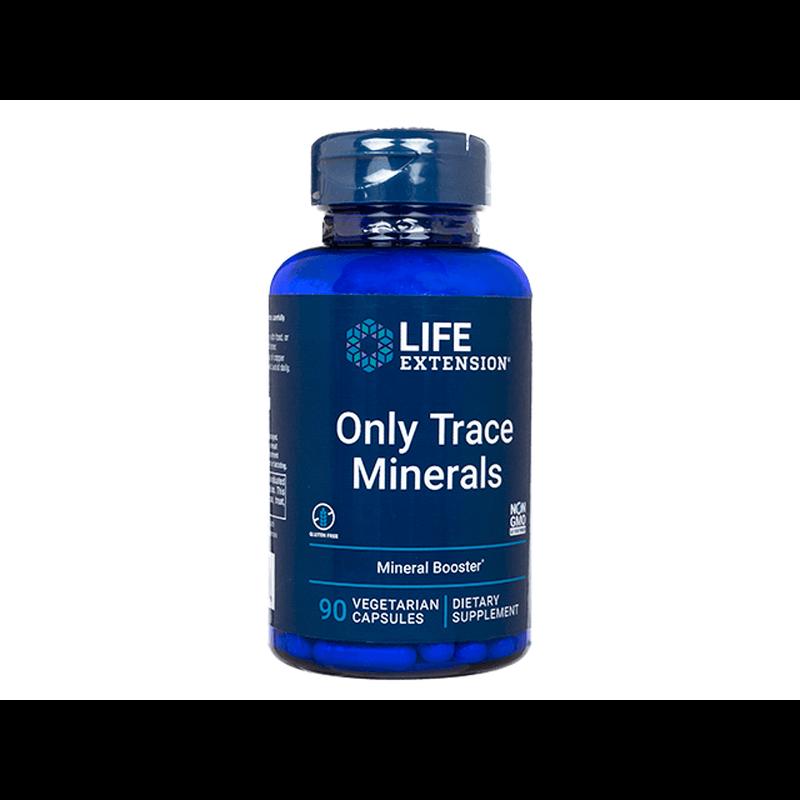 ライフエクステンションオンリートレースミネラル 6本 / LifeExtension OnlyTraceMinerals 6 bottles
