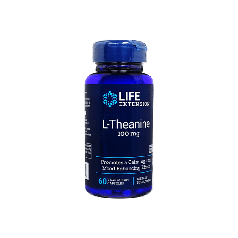 ライフエクステンション Lテアニン 2本 / LifeExtension L-Theanine 2 bottles