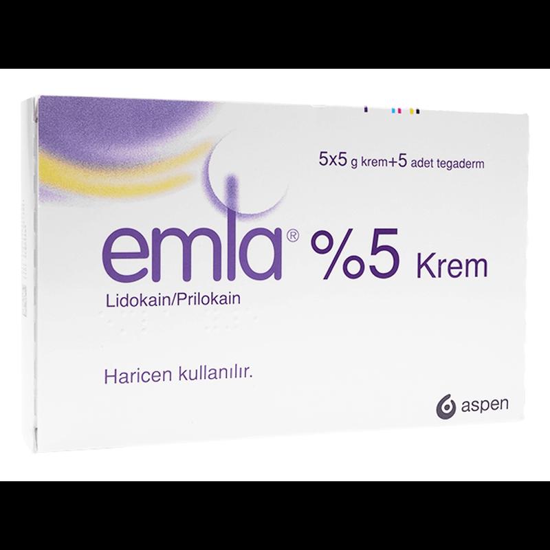 エムラクリーム 5% 5g / Emla Cream 5% 5g