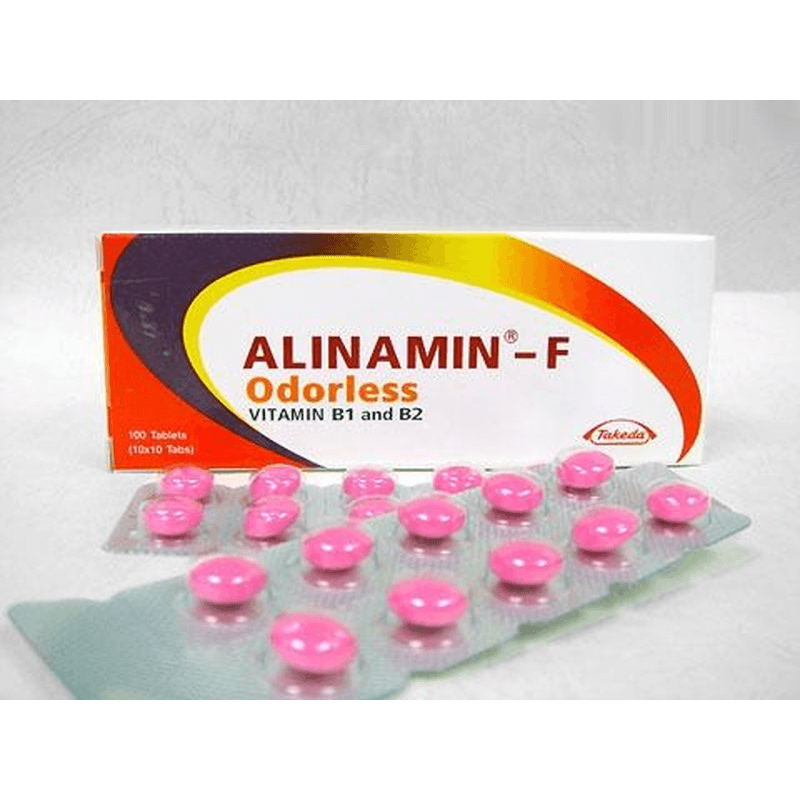 アリナミンFオドルレス 2箱 / Alinamin-F Odorless 2 boxes