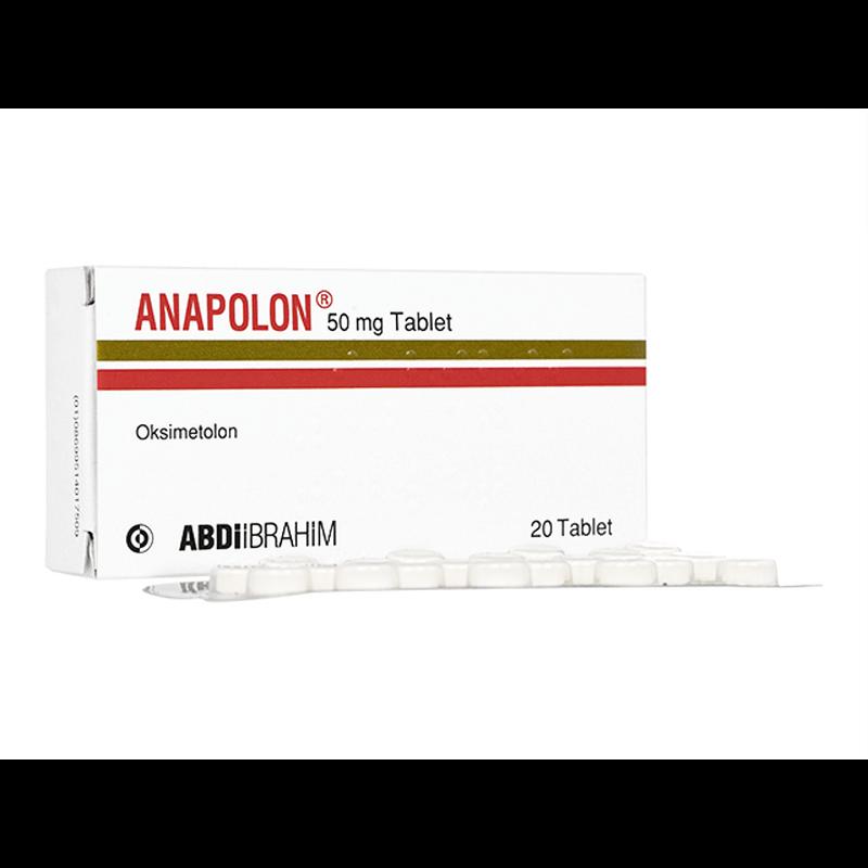 アナポロン 50mg / Anapolon 50mg