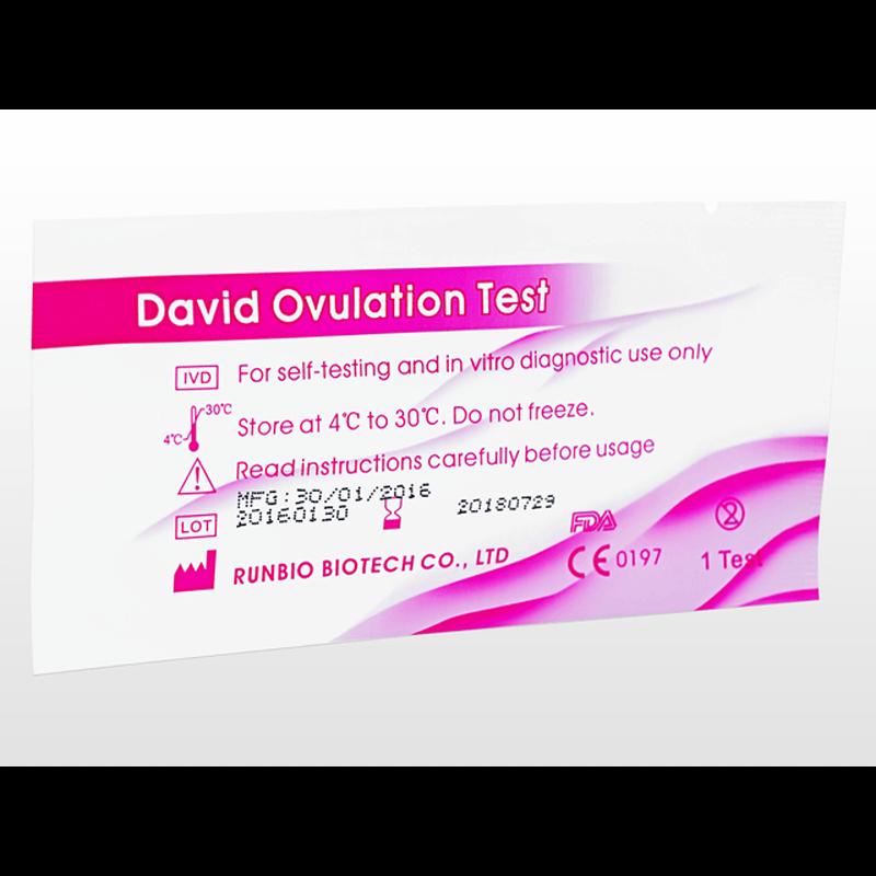 排卵検査キット / David Ovulation Test