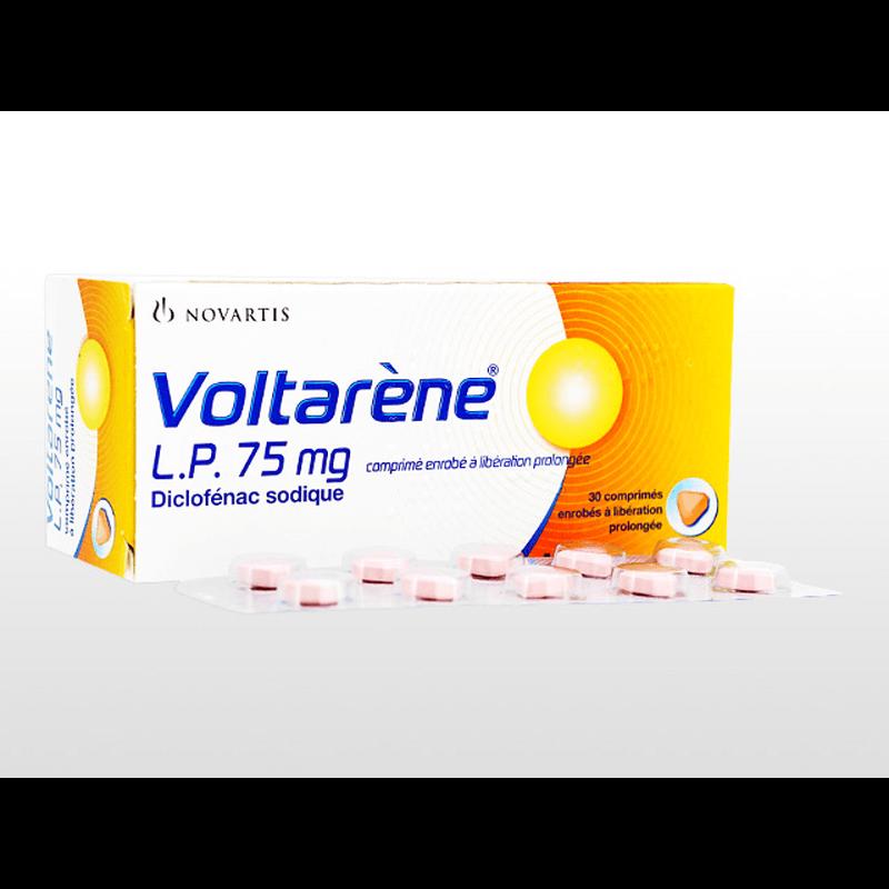 ボルタレンLP 75mg 2箱 / Voltaren LP 75mg 2 boxes