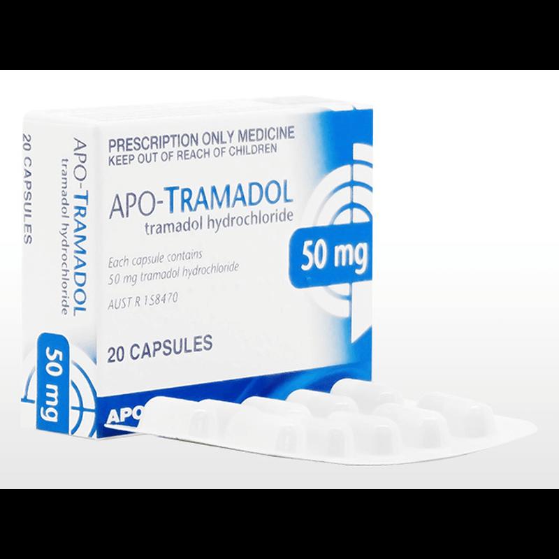 APOトラマドール 2箱 / Apo-Tramadol 2 boxes