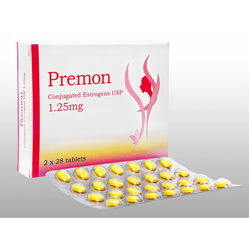 プレモン 1.25mg 4 箱 / Premon 1.25mg 4 boxes