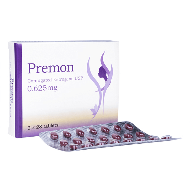 プレモン 0.625mg 6 箱 / Premon 0.625mg 6 boxes