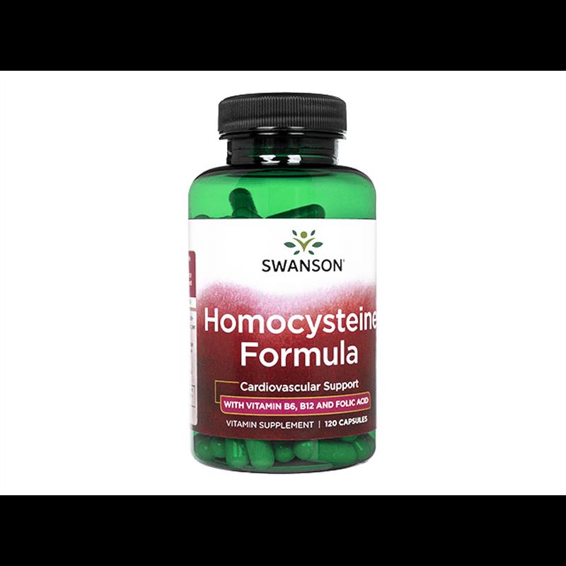 [Swanson] ホモシステインフォーミュラ / [Swanson] Homocysteine Formula