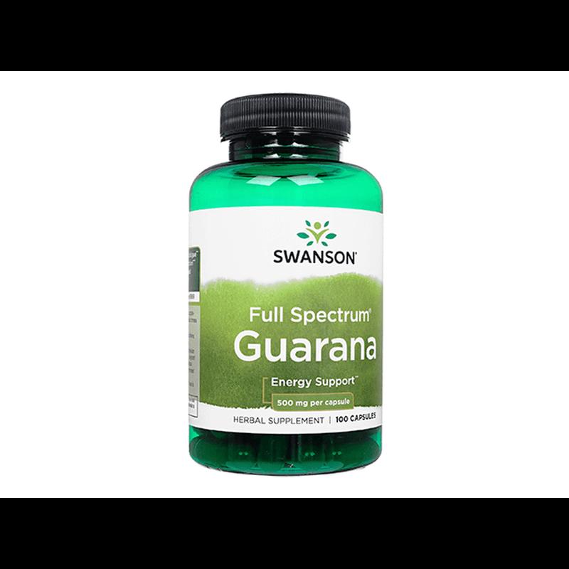 [Swanson] ガラナ 500mg / [Swanson] Guarana 500mg