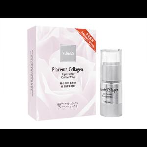 [Yukeido] 極品プラセンタコラーゲンアイリペアーエッセンス 1本 / Yukeido Placenta Collagen Eye Repair Concentrate 1 unit