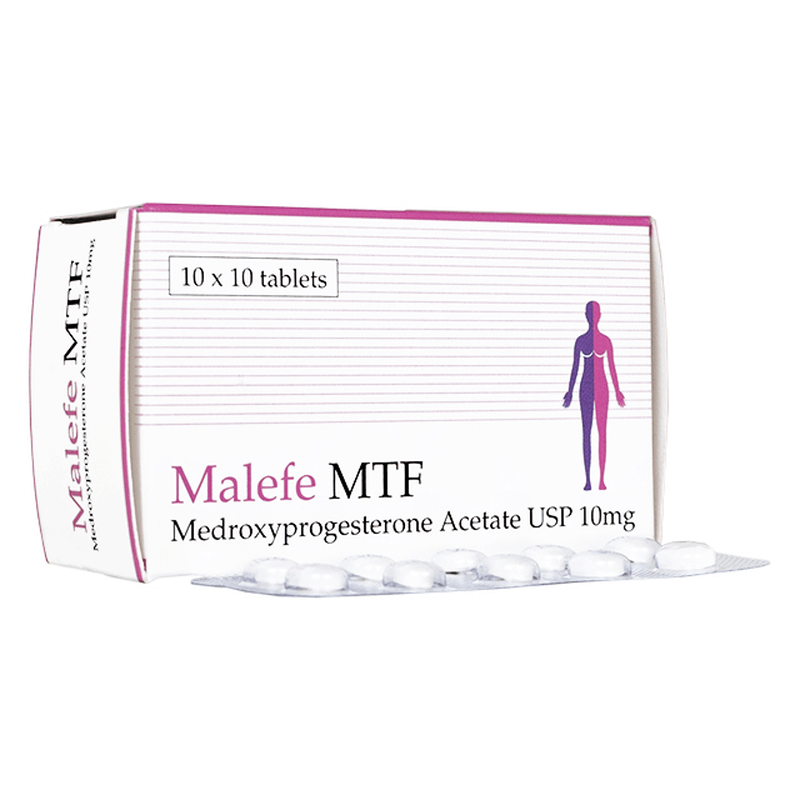 マレフェ MTF 10mg 6 箱 / Malefe MTF 10mg 6 boxes
