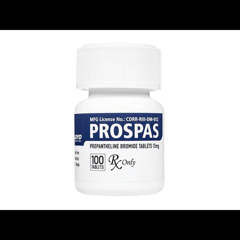 プロスパス 15mg 1本 / Prospas 15mg 1 bottle