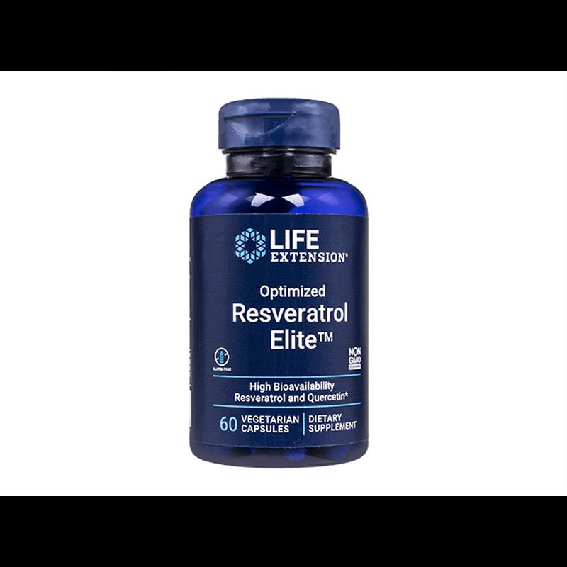 ライフエクステンション オプチマイズド・レスベラトロール / LifeExtension Optimized Resveratrol