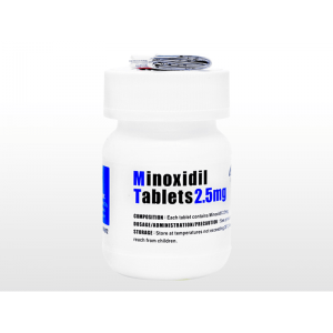 [Lloyd] ミノキシジルタブレット 2.5mg 1本 / [Lloyd] Minoxidil Tablets 2.5mg 1 bottle