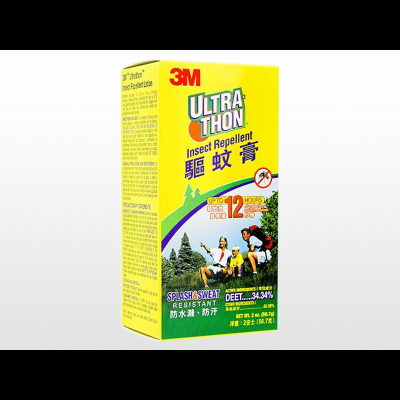 ウルトラソン最強虫除けローション 3本 / 3M Ultrathon Insect Repellent Lotion 3 bottles