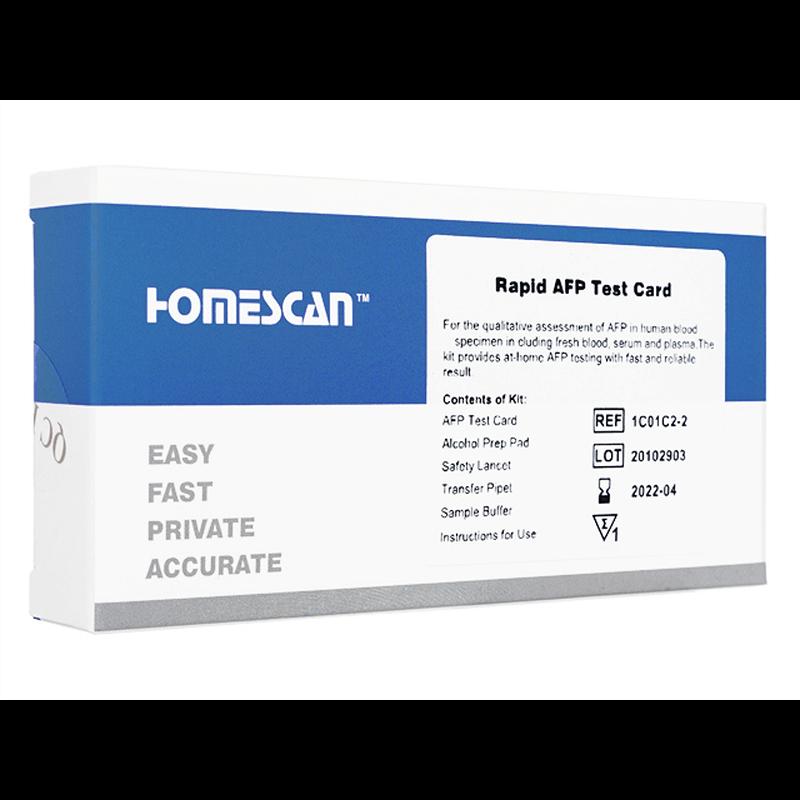 ラピッドAFP(肝臓)検査カード / Rapid AFP Test Card