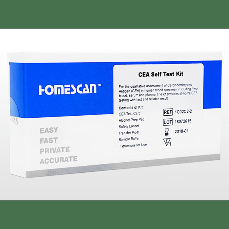 CEA(消化器系)検査キット / CEA Self Test Kit