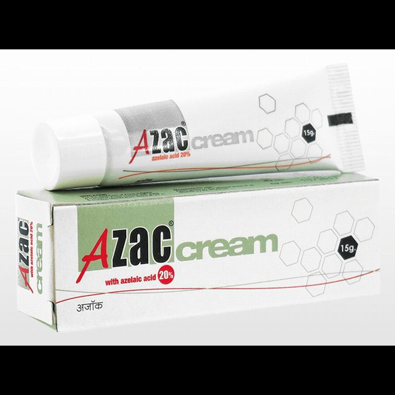 アザッククリーム 15g / Azac Cream 15g