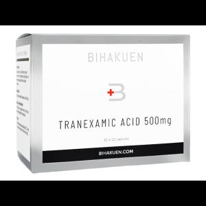 [BIHAKUEN] トラネキサム酸 500mg 1箱 / [BIHAKUEN] Tranexamic Acid 500mg 1 box