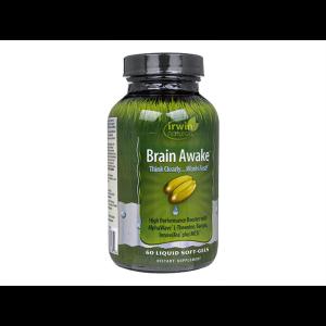 [IrwinNaturals] ブレインアウェイク 1本 / [IrwinNaturals] Brain Awake 1 bottle