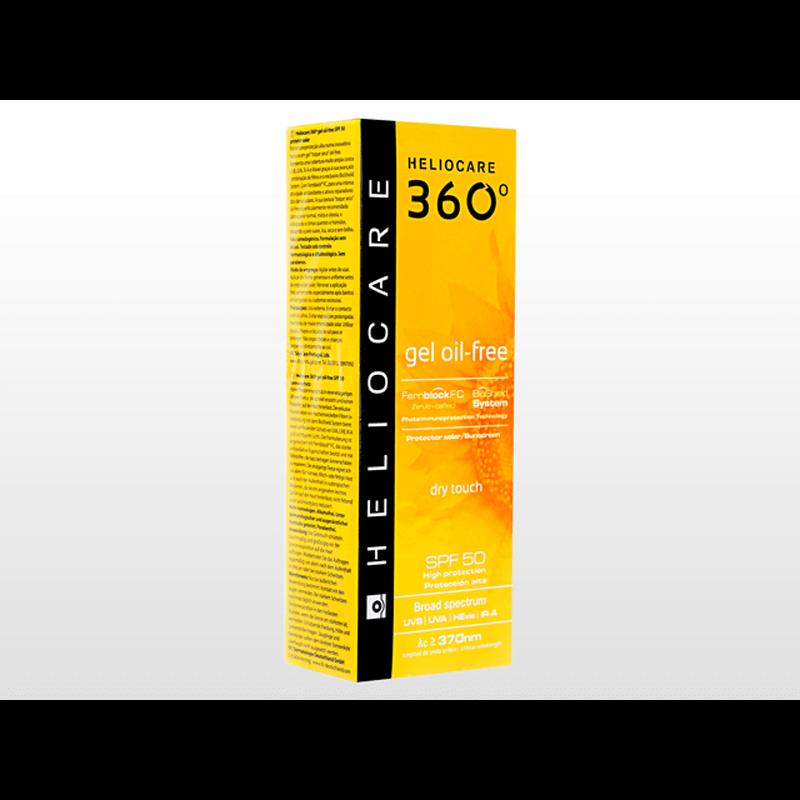 [ヘリオケア] 360°ジェルオイルフリーSPF50 2本 / [HELIOCARE] 360° gel oil-free SPF50 2 bottles