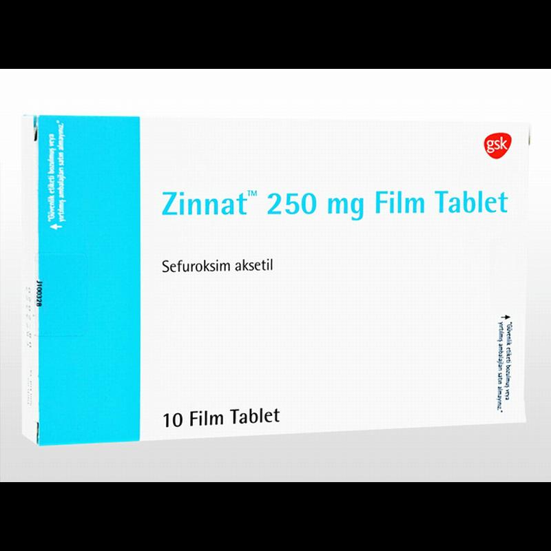 ジンナット 250mg 2箱 / Zinnat 250mg 2 boxes