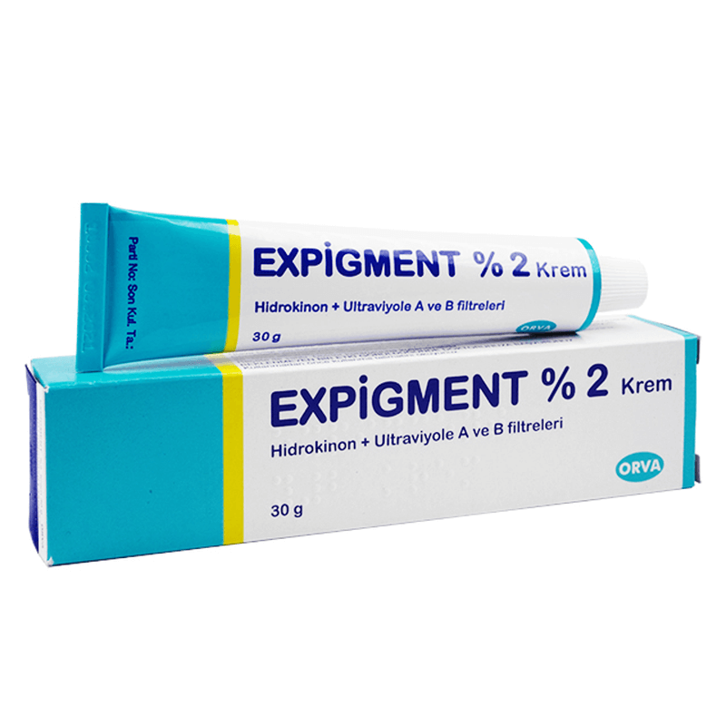 エクスピグメント 2% 1本 / Expigment 2% 1 tube