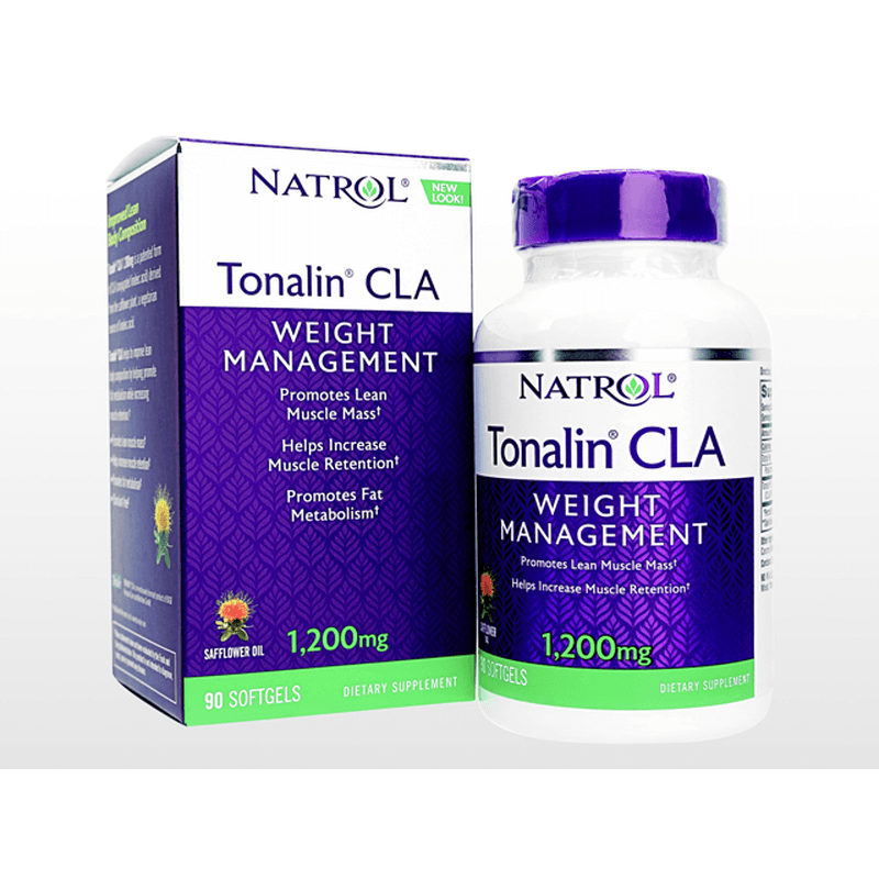 [ナトロール] トナリンCLA 1200mg / [Natrol] Tonalin CLA 1200mg