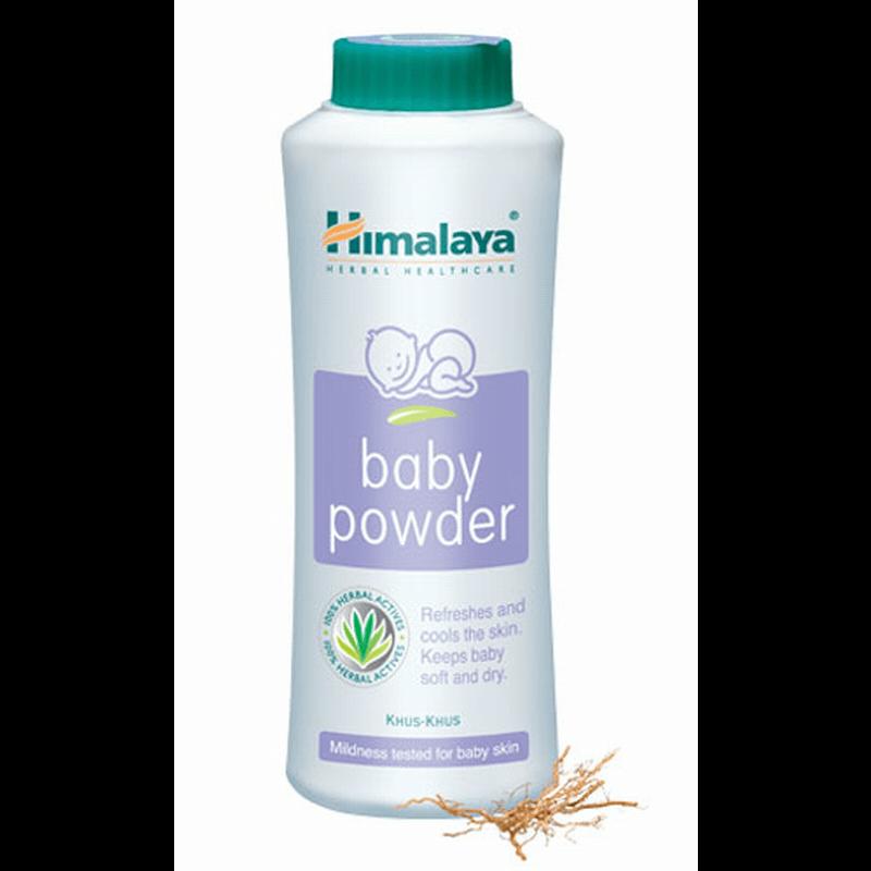 [ヒマラヤ] ベビーパウダー 50g 2本 / [Himalaya] Baby Powder 50g 2 bottles