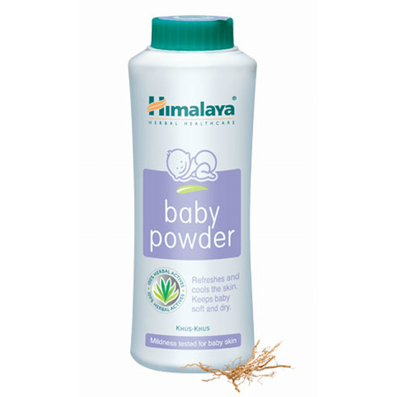ヒマラヤベビーパウダー 100g 2本 / Himalaya Baby Powder 100g 2 bottles