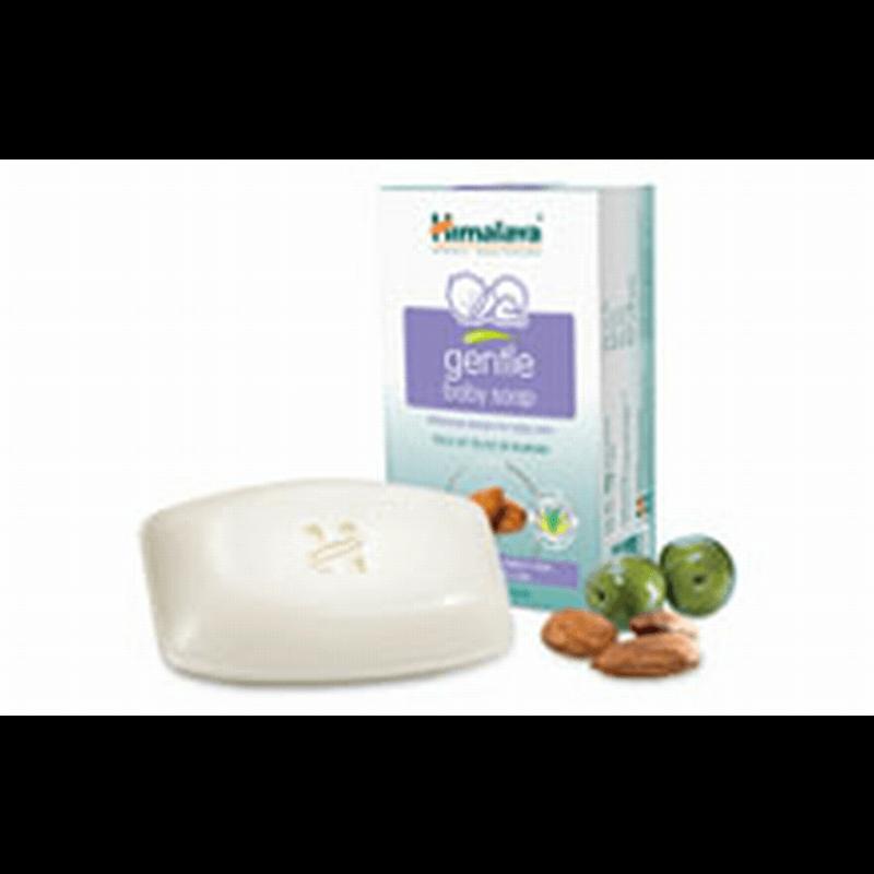 [ヒマラヤ] ジェントルベビーソープ 75g 2個 / [Himalaya] Gentle Baby Soap 75g 2 cakes