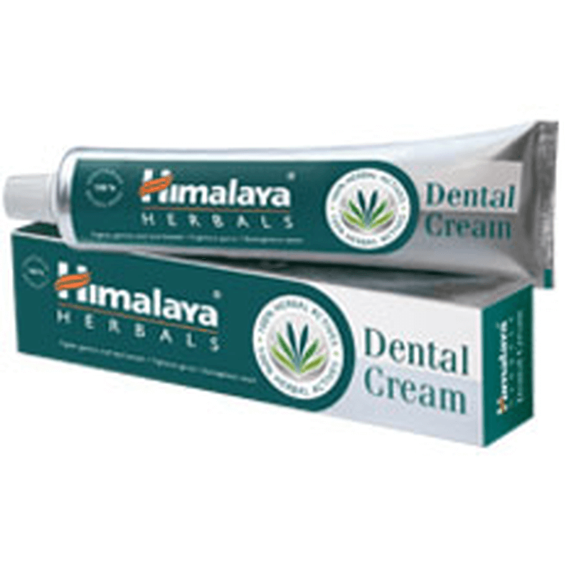 [Himalaya] デンタルクリーム 175g 1本 / [Himalaya] Dental Cream 175g 1 tube