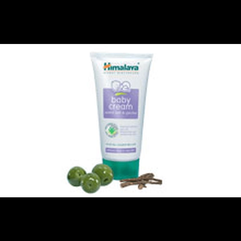 [ヒマラヤ] ベビークリーム + ベビーマッサージオイル + モイスチャライジングベビーソープ セット / [Himalaya] Baby Cream + Baby Massage Oil + Moisturizing Baby Soap set